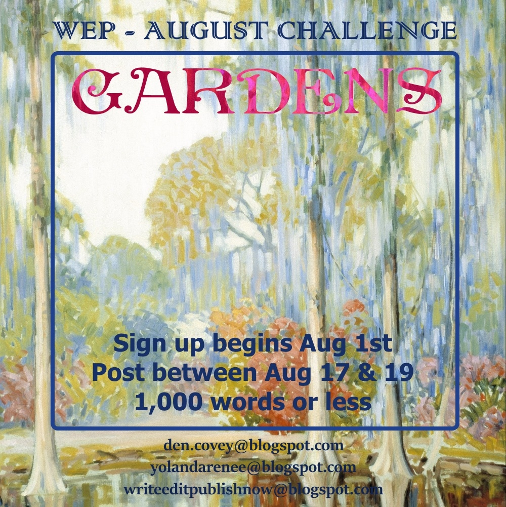 The August Challenge!