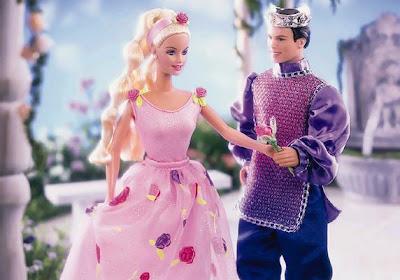 barbie y ken san valentin