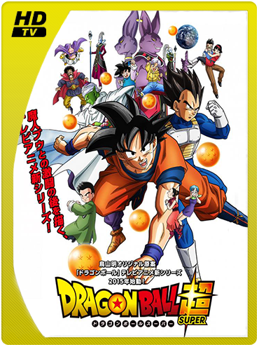 Dragon Ball Super (2015) HD 720p Sub Latino