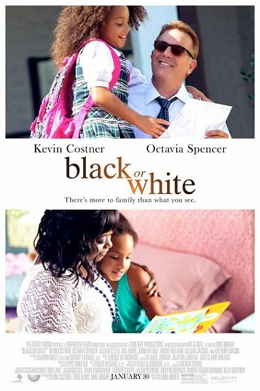 Black or White (2014) tainies online oipeirates