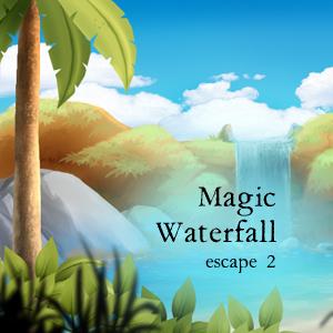 Esklavos Magic Waterfall Escape 2 Walkthrough