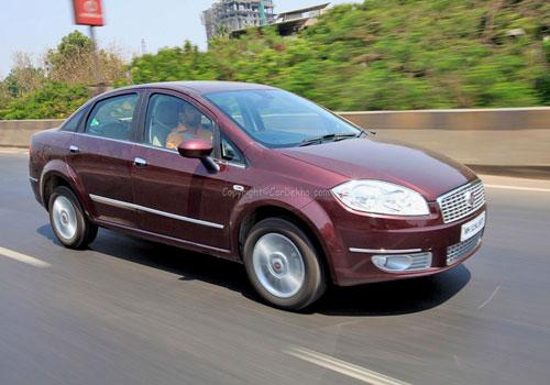 Fiat Linea 2012 1 4 Active Pictures
