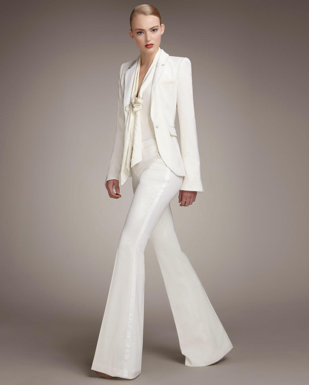Designer suits for women for wedding