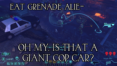 XCOM Enemy Unknown Grenade