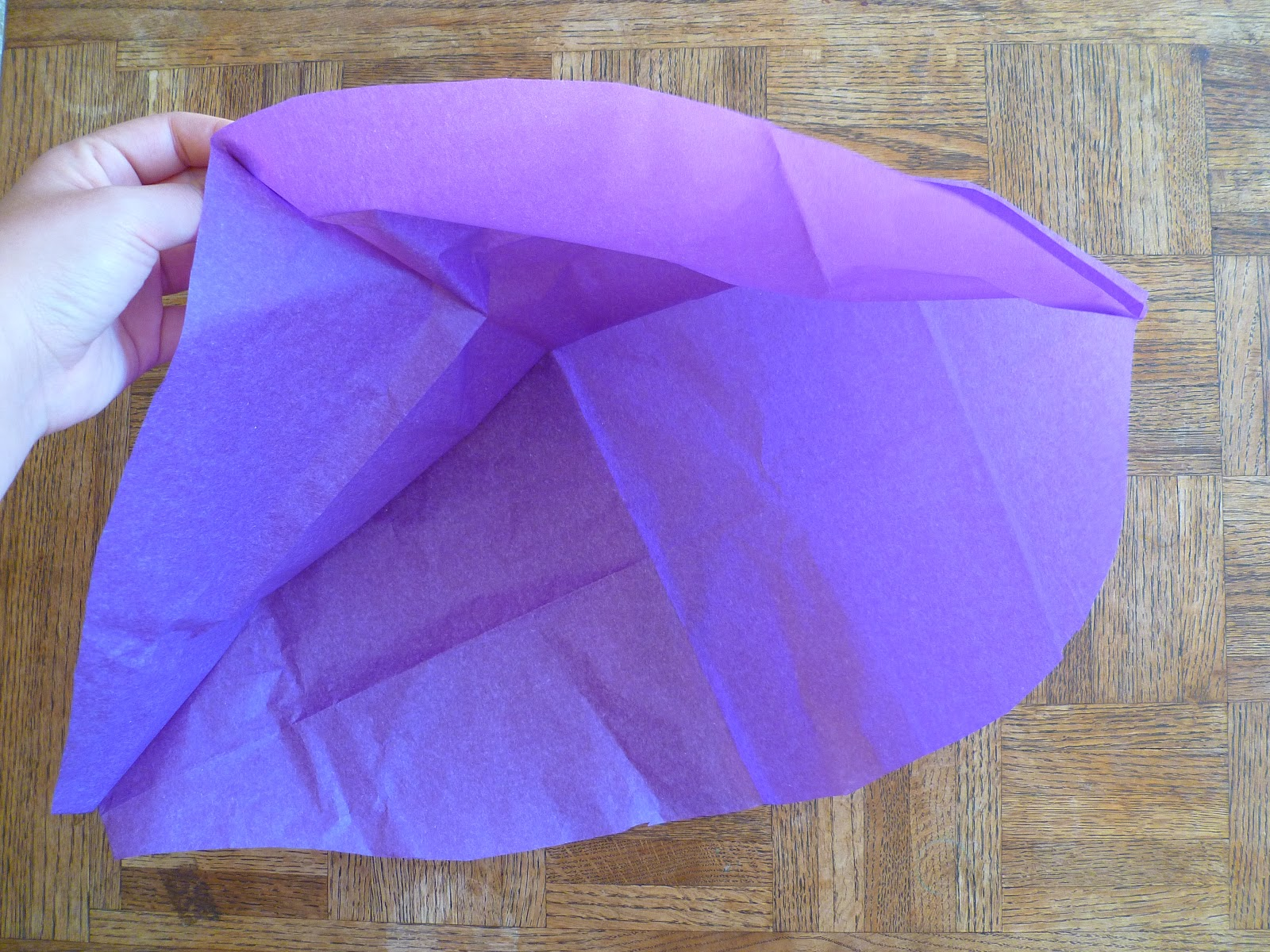 tissue paper hot air balloon Of a hot air balloon objectives  students will:  - the montgolfier brothers, joseph and ettienne j began experimenting with small-scaled hot-air balloons built out of paper or light fabric  construction of a hot air balloon from tissue wrapping paper.