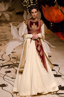 Rohit Bal at Indian Bridal Fashion Week 2013 For Women