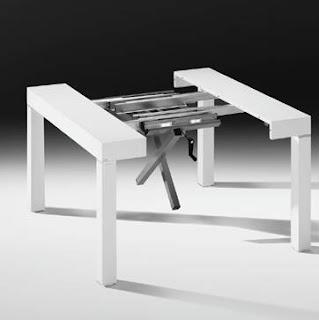 Consolle allungabili non solo mobili for Riflessi tavoli allungabili