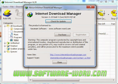 IDM 6.20 Build 5 Full Version with Patch + Pop-Up Remover - Screenshot