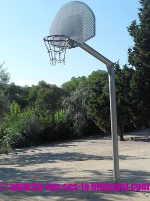 Canasta Parque Güell