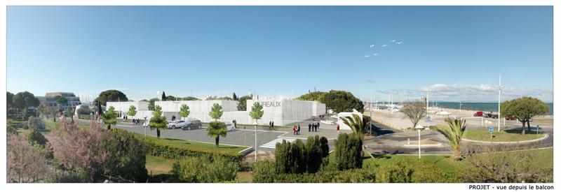 centre europ en du nautisme port camargue 30 coo architectes. Black Bedroom Furniture Sets. Home Design Ideas