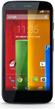 Motorola Moto G Android Kitkat Murah Harga Rp 1 Jutaan