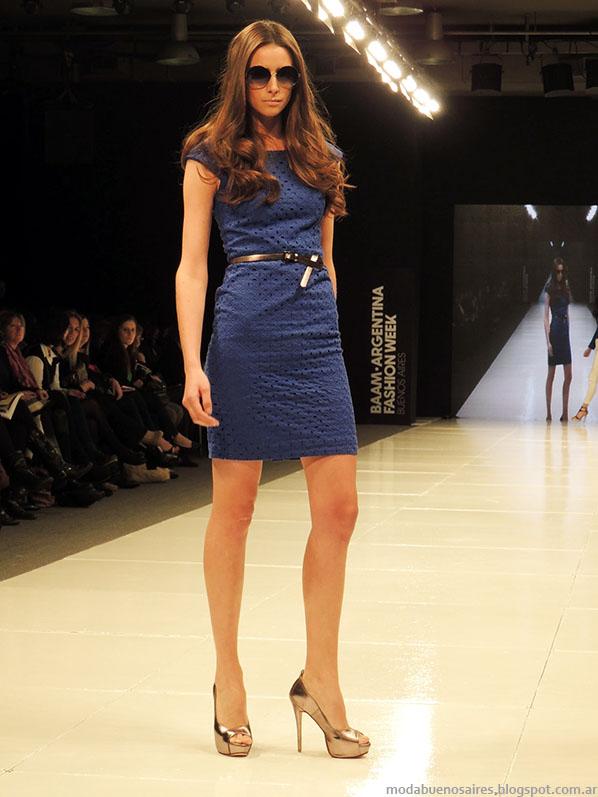 Markova primavera verano 2014. Argentina Fashion Week.