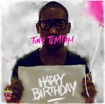 Tinie Tempah - Leak A Mixtape