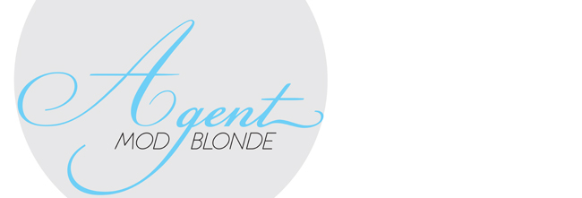 Agent Mod Blonde