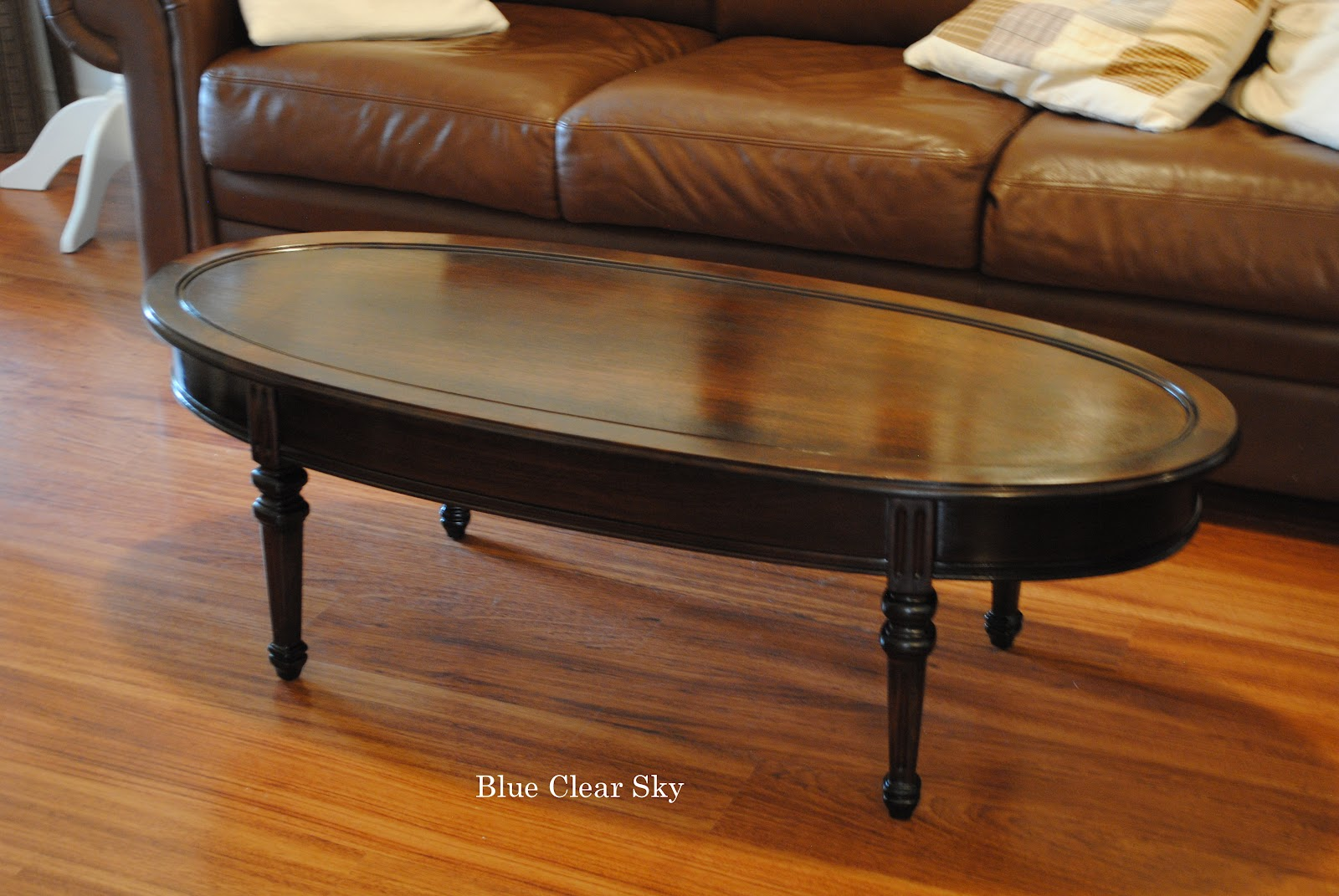 Oval Coffee Table Find