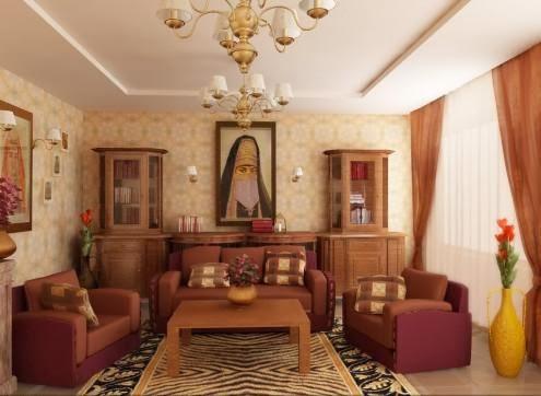 Aléatoires salle de séjour inspiration