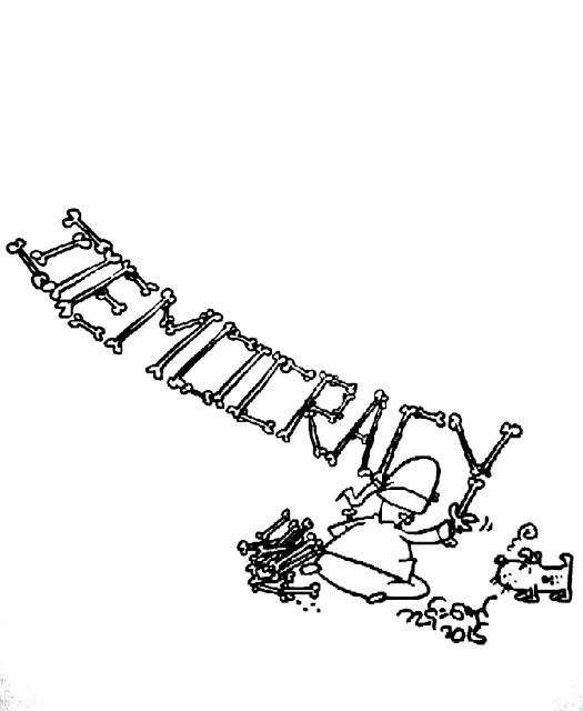 ကာတြန္း ဘုုန္းေက်ာ္ – လမ္းတုုိင္းကိုု အရိုုးခင္းထားတယ္