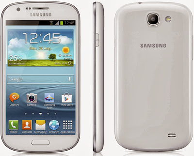 Samsung Galaxy Express Oktober