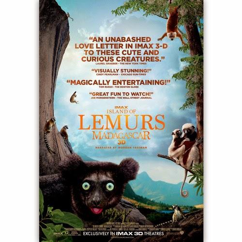 Island of Lemurs Madagascar (2014) BluRay 1080p