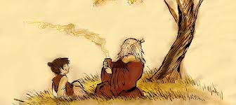 Avatar's Uncle Iroh