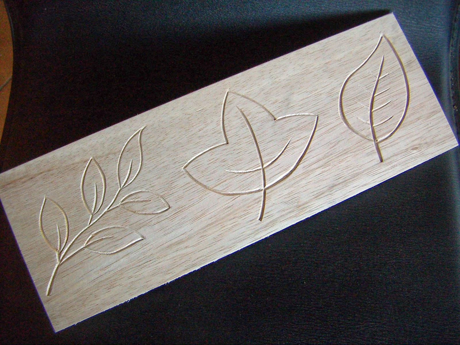 El rinc n de un aprendiz talla madera - Gubias para madera ...