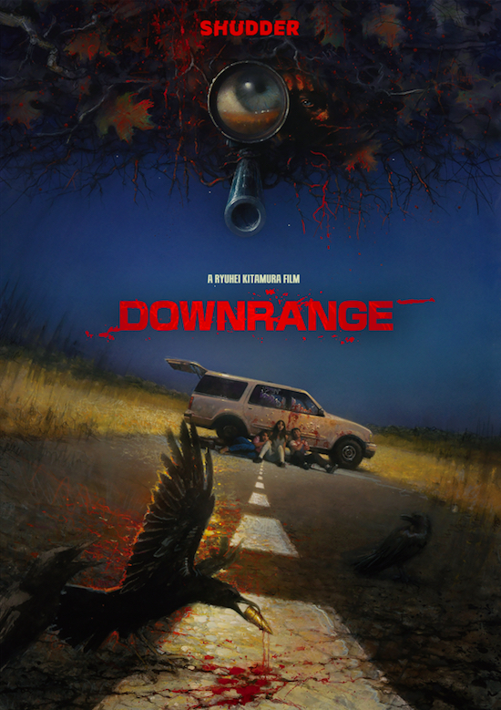 Downrange Legendado