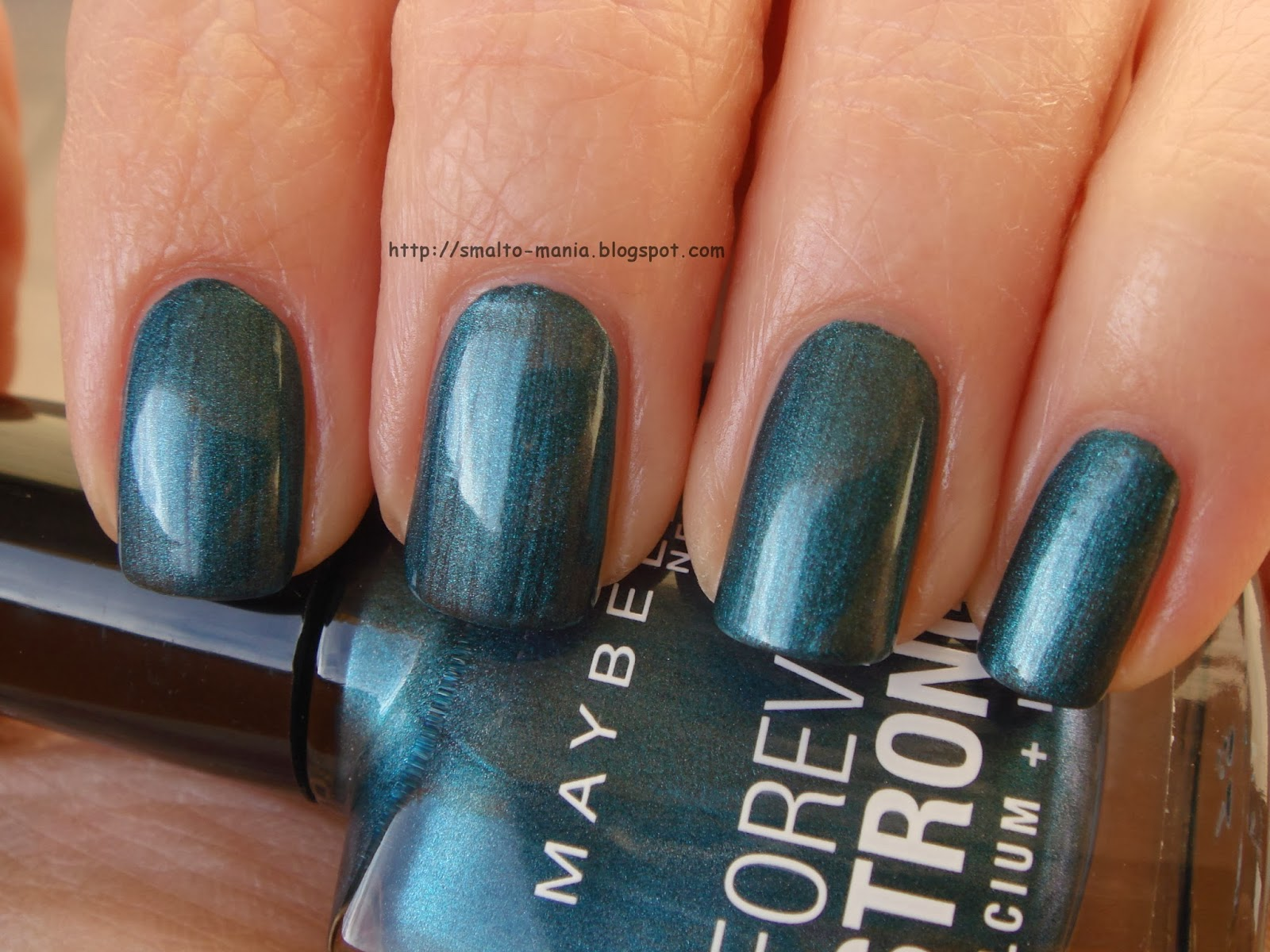 Maybelline n.835 Metal Me Teal!