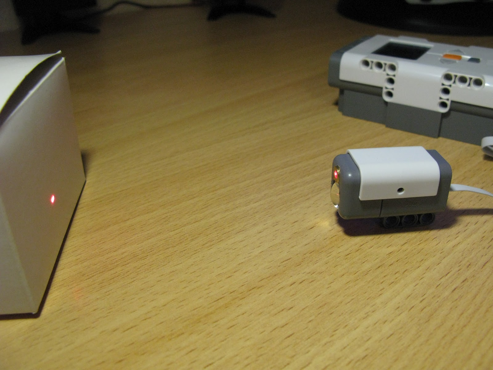 Camera Lego Nxt : Nxt laser sensor for lego nxt