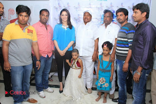 Tamanna Latest Pictures in Black Skinny Jeans at Sri Venkateswara College 0017