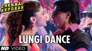 Lungi Dance The Thalaivar Tribute New Video Feat. Honey Singh, Shahrukh Khan, Deepika Padukone