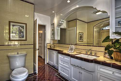 Bathrooms And Vanities | Interior Decorating