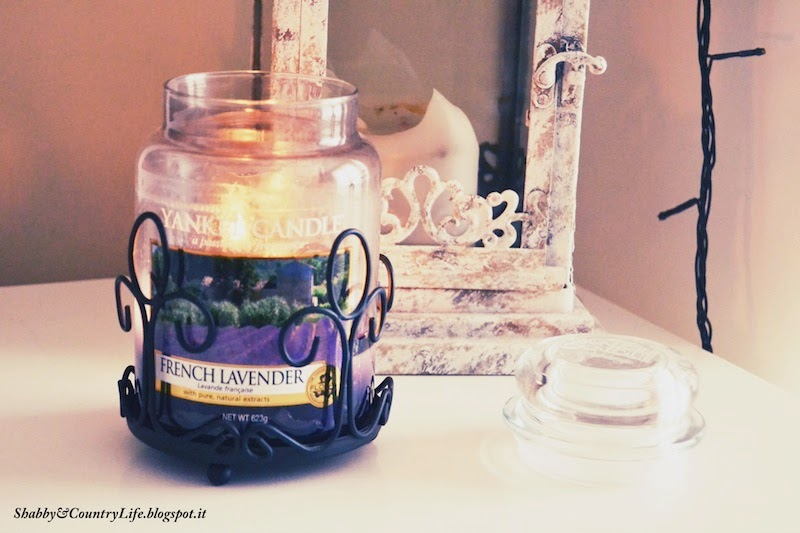Yankee Candle- French Lavander