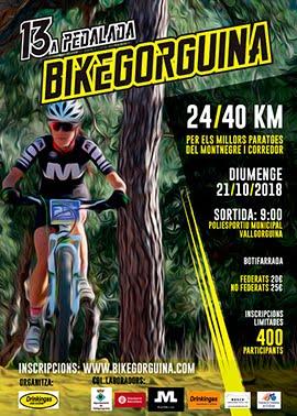 Bikegorguina 2018