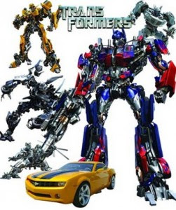 Transformers 3 : Dark Of The Moon