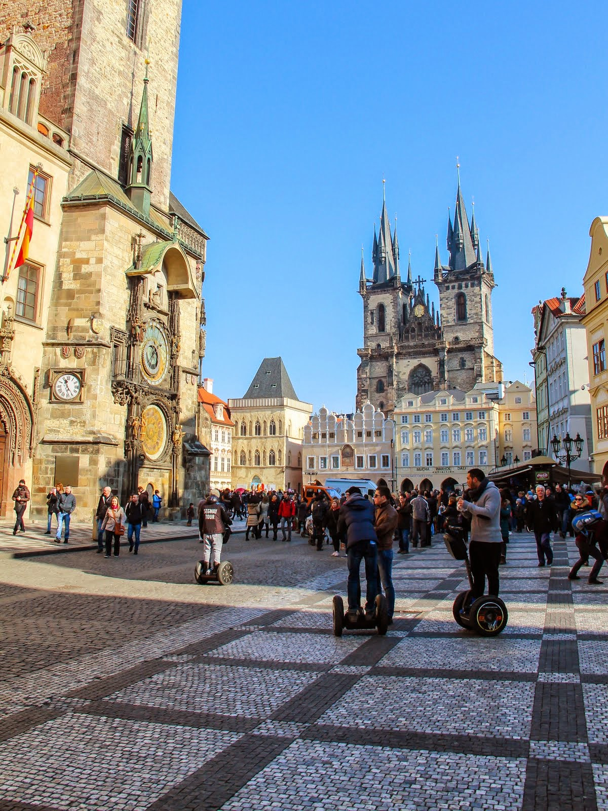 Prag Februari 2015