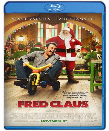 Fred Claus (2007) 1080p HD Latino