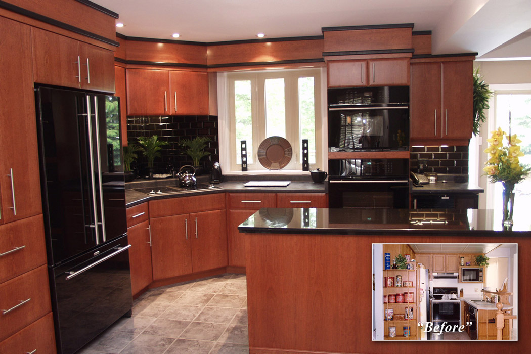 New kitchen designs for Kitchen refurbishment ideas