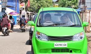 Mobil Listrik Ahmadi Spesifikasi dan Harga