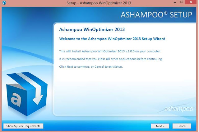 Ashampoo WinOptimizer 2013 Full Final Espaol Optimiza tu Windows