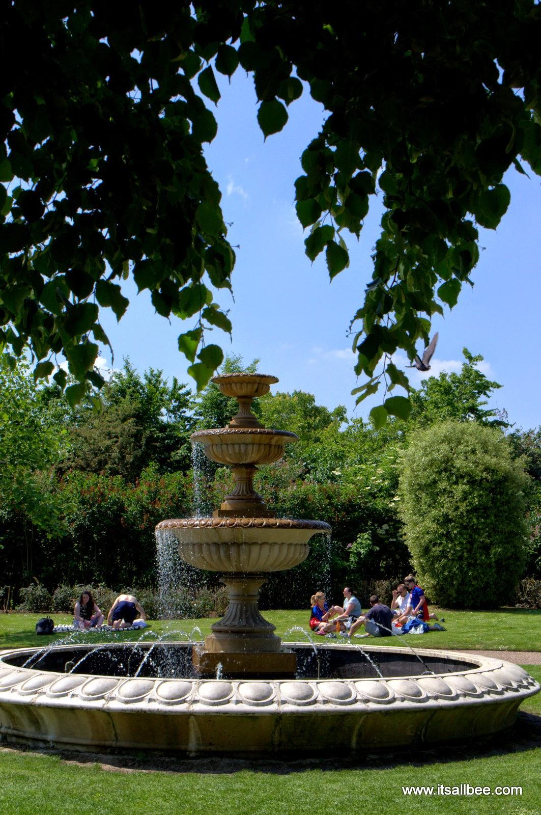 A Walk In The Park | Secrets in Regents Park