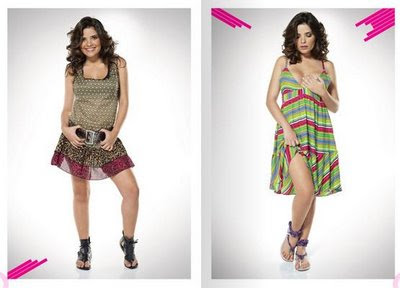Vestidos Planet Girls