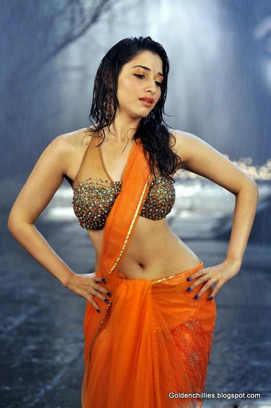 tamanna hot rain dance,tamanna hot dance in saree