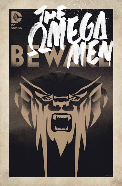 Dibujo de los Omega Men