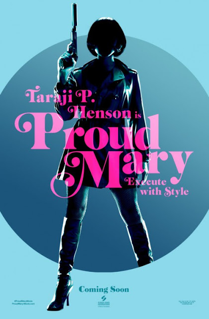 Proud Mary (2018) ταινιες online seires oipeirates greek subs