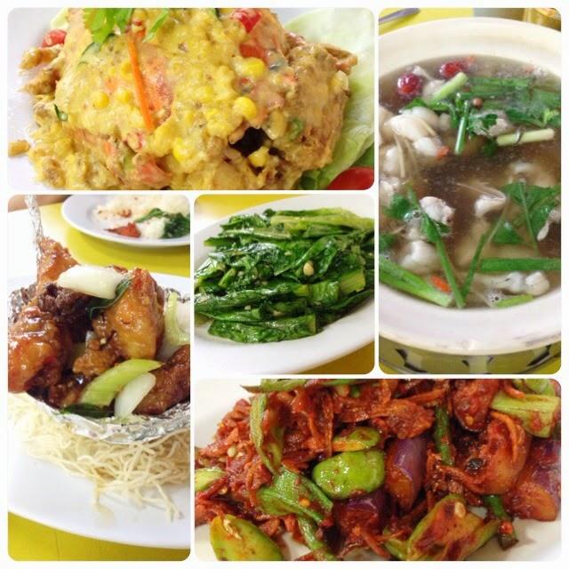 Moc quan authentic vietnamese cuisine at ue square - Authentic vietnamese cuisine ...