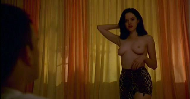 Rose Mcgowan Nude