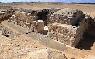 Makam Ratu Mesir Khentakawess III Ditemukan