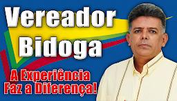 Vereador Bidoga