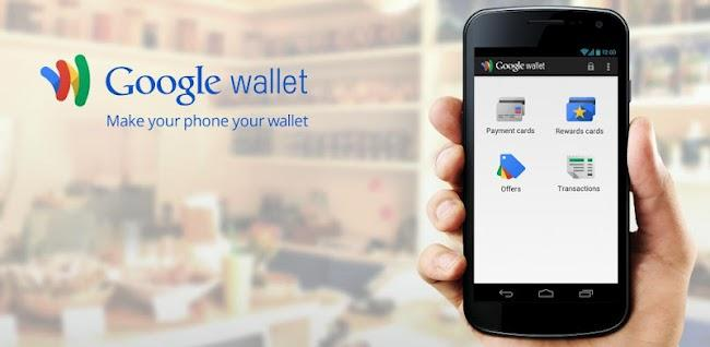 google wallet with physical card