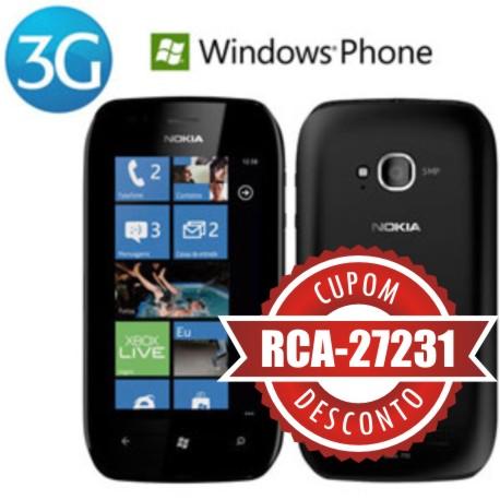 Cupom Efácil - Smartphone Nokia Lumia 710